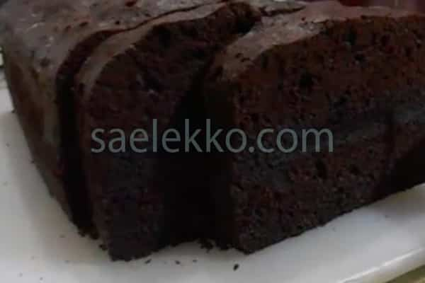 kue brownies sederhana